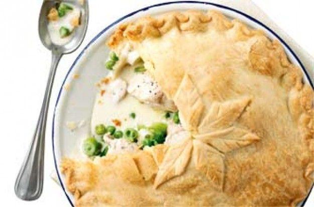 Chicken pie  sc 1 st  Pinterest & Chicken plate pie recipe | Pie Pie recipes and Fodmap recipes