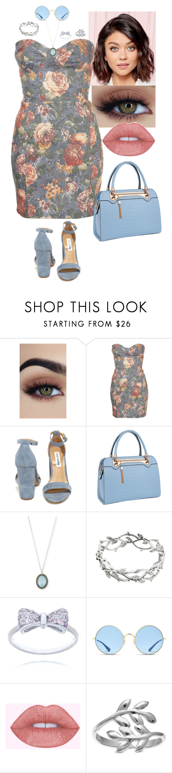 """""""Untitled #349"""" by stinze on Polyvore featuring Steve Madden, Relaxfeel, Armenta, Tiffany & Co., Ray-Ban and Belk Silverworks"""