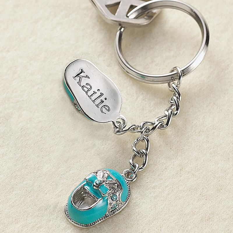 Baby shoes keychain babies and gift baby shoes keychain negle Image collections