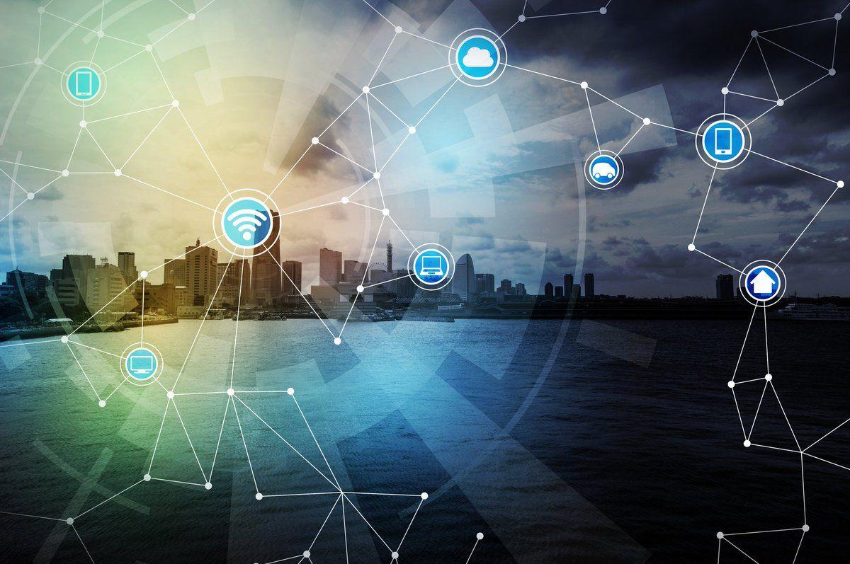 Dev world on smart city augmented reality