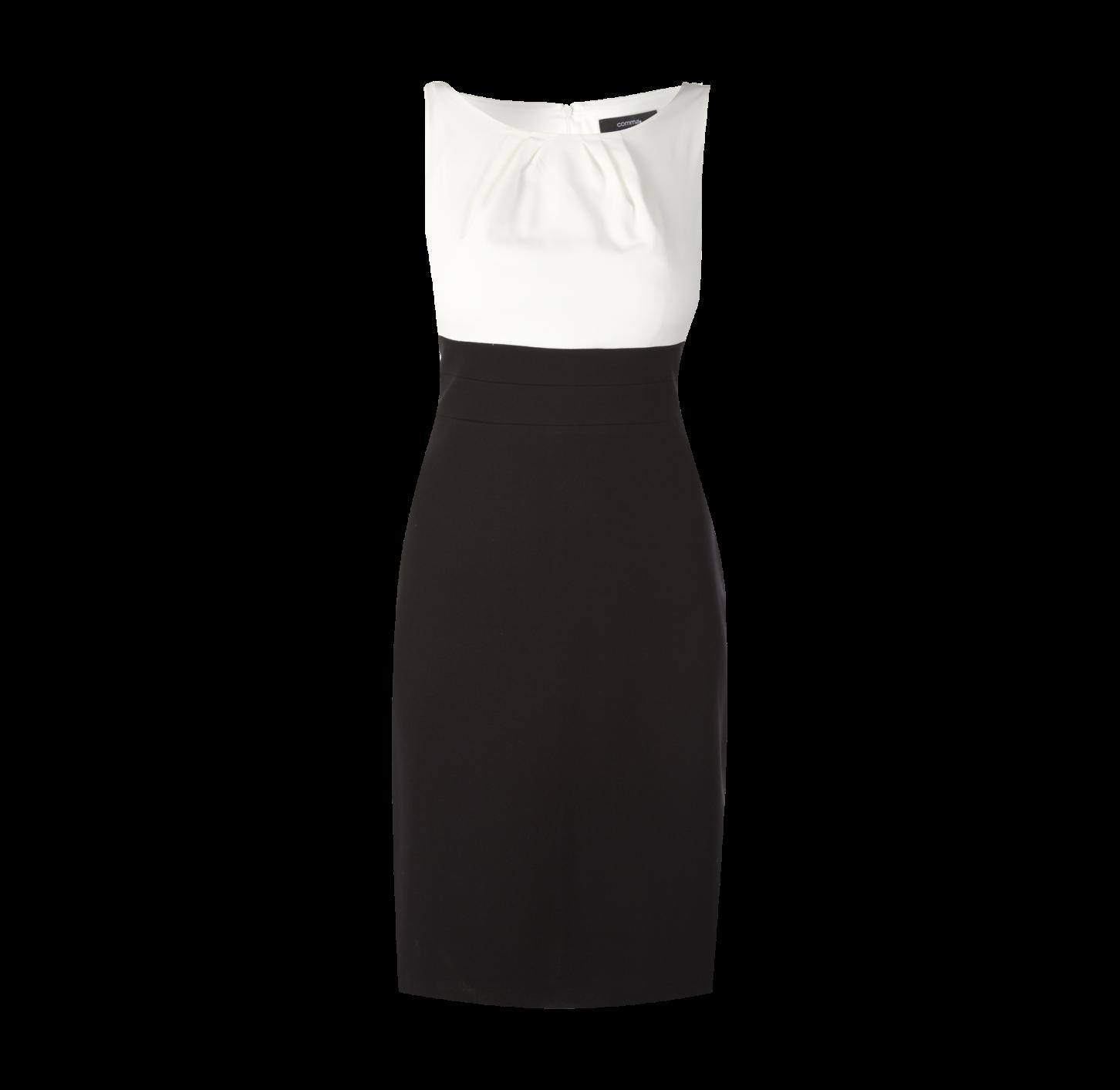 COMMA Kleid aus Viskose-Mix - Vorderansicht (mit Bildern ...