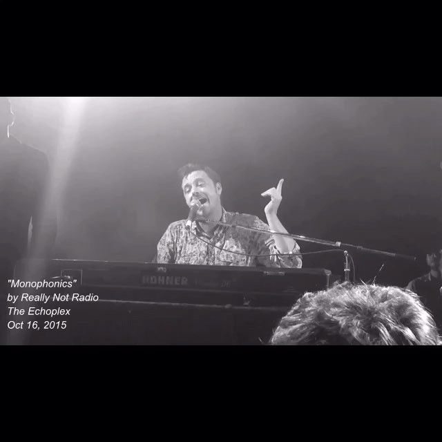 Monophonics, Miles Tackett & the 3 Times & Jungle Fire performed on Thursday at Echoplex