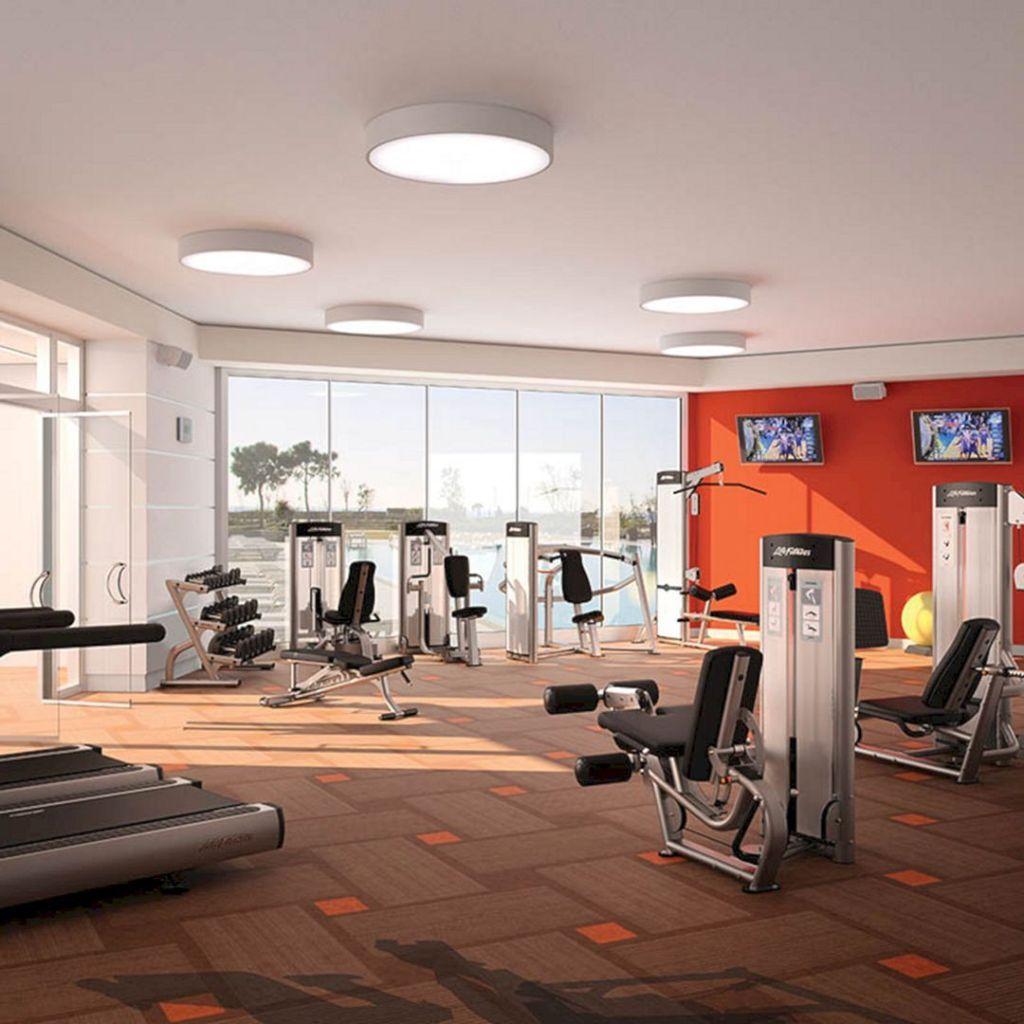 Home Gym Design Ideas Basement: 22 Most Inspiring Home Gym Design Ideas To Enjoy Your Home