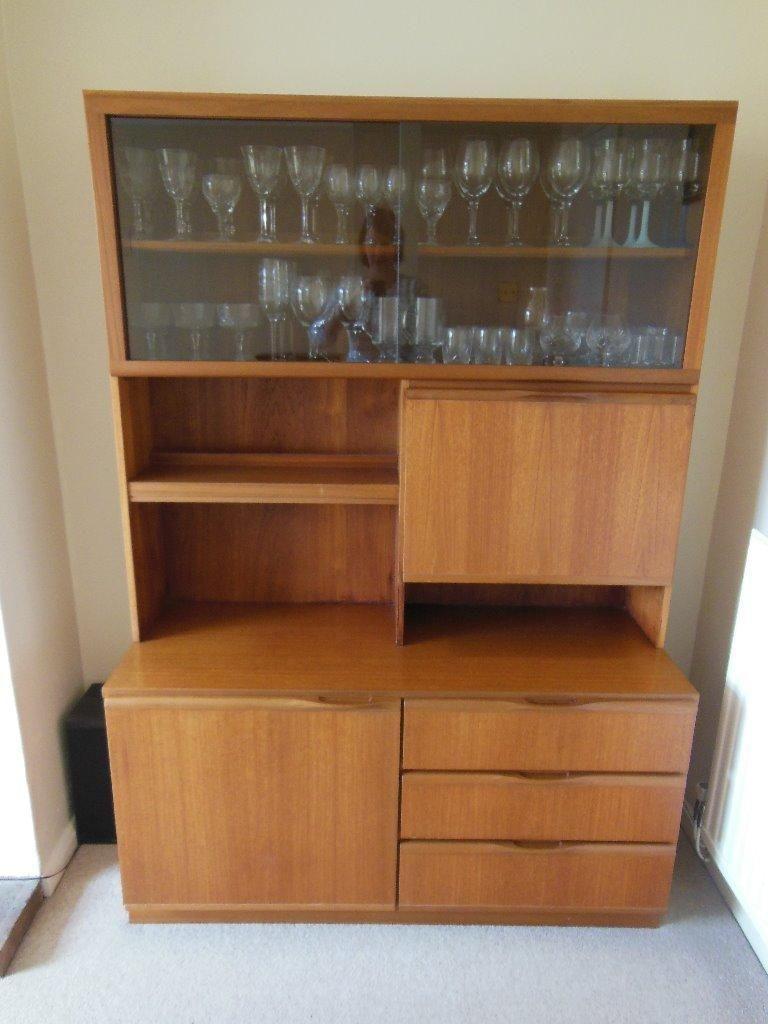 Macintosh Dresser Drinks Cabinet Teak Dining Room Sideboard