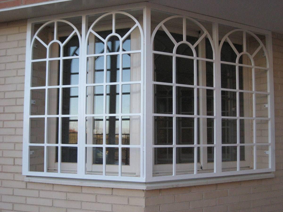 Resultado de imagen para rejas metalicas para ventanas for Estilos de puertas metalicas