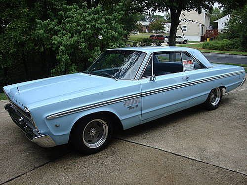 1965 Plymouth Fury III | Plymouth | Plymouth cars, Vintage cars