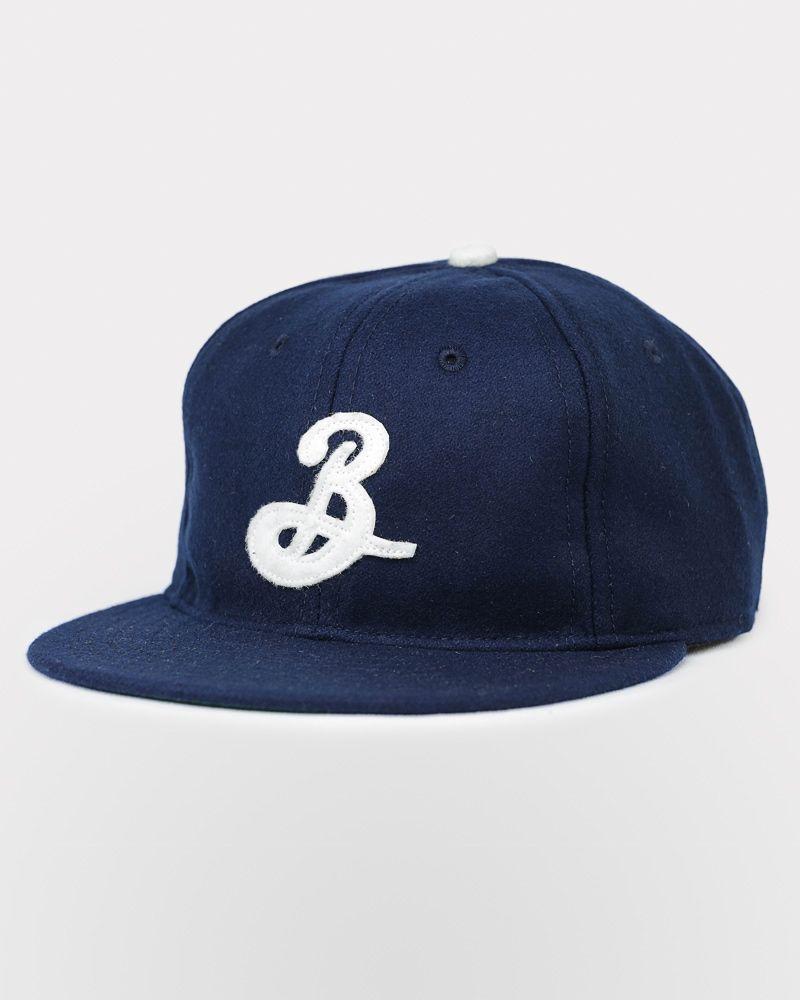 23204f24 Brooklyn X Ebbets Field Vintage Wool Cap | Apparel | Vintage wool ...