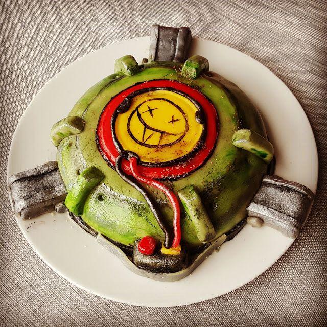 cake of cakes overwatch