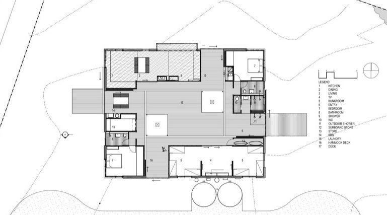 Beach House / Bourne Blue Architecture