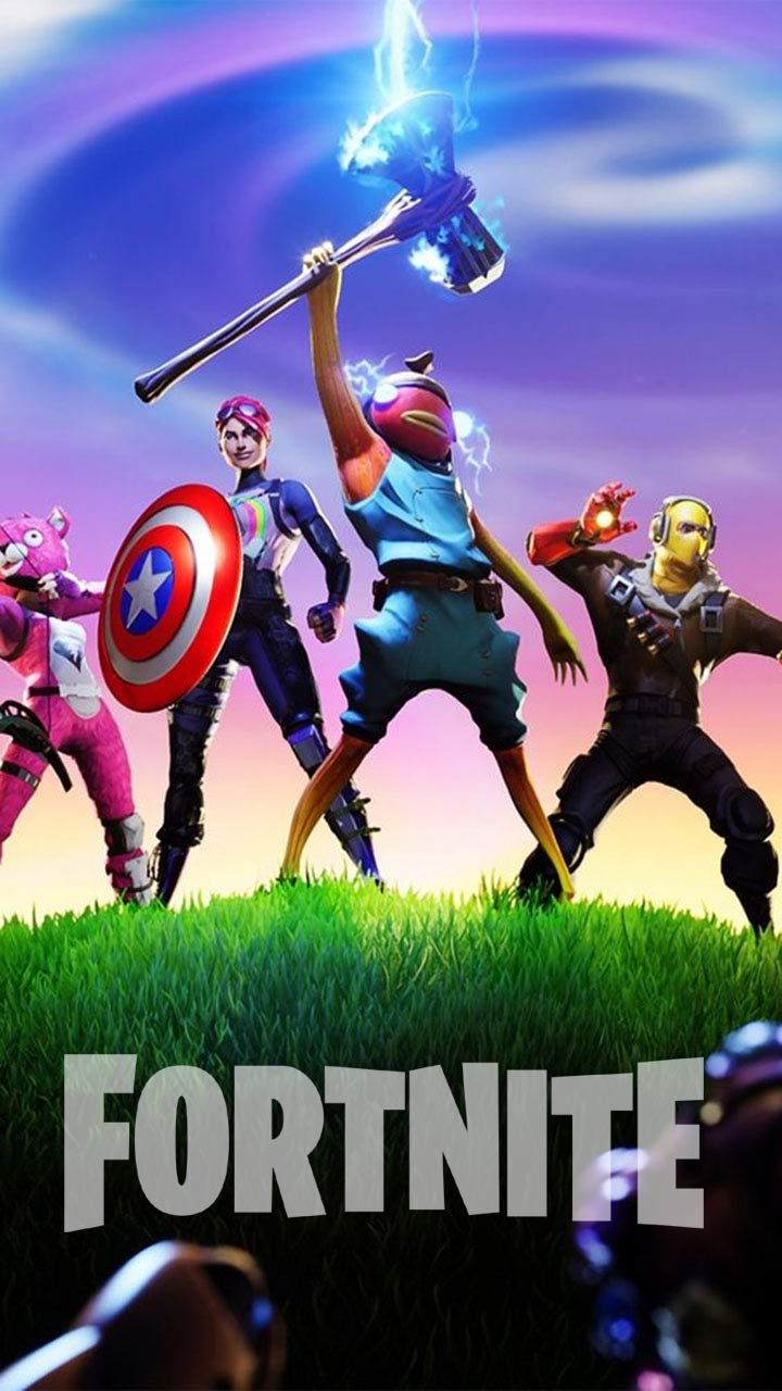 30 Fortnite Wallpaper Hd Phone Backgrounds For Iphone Android Lock Screen Characters Skins Art In 2020 Best Gaming Wallpapers Gaming Wallpapers Avengers