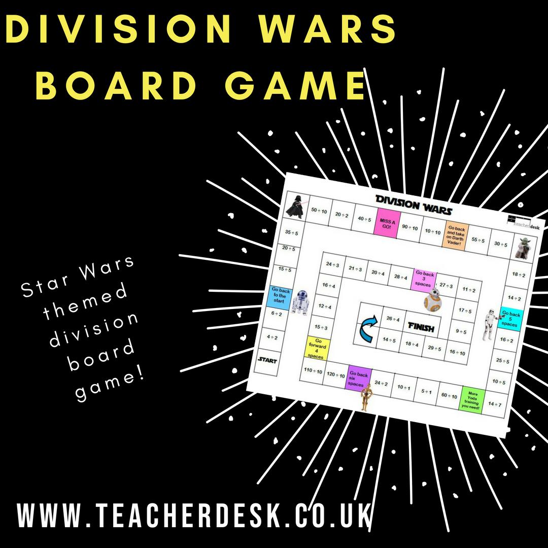 Teacher Desk Teacherdesk Star Wars Themed Maths