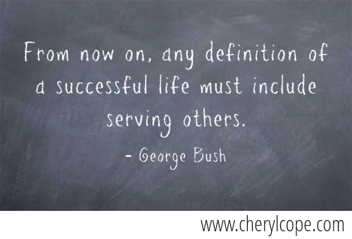 Ways to Help Your Fellow Man Bush quotes, Freedom quotes