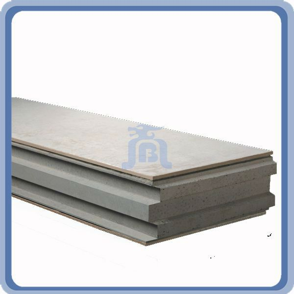 Non Asbestos Fiber Cement Board Insulated Concrete Forms