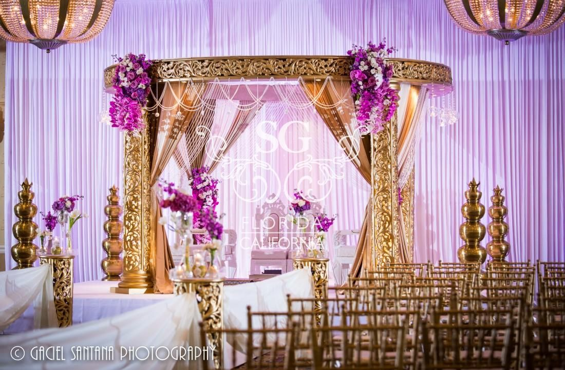 Suhaag Garden, Florida wedding decorators, Indian wedding decorators ...