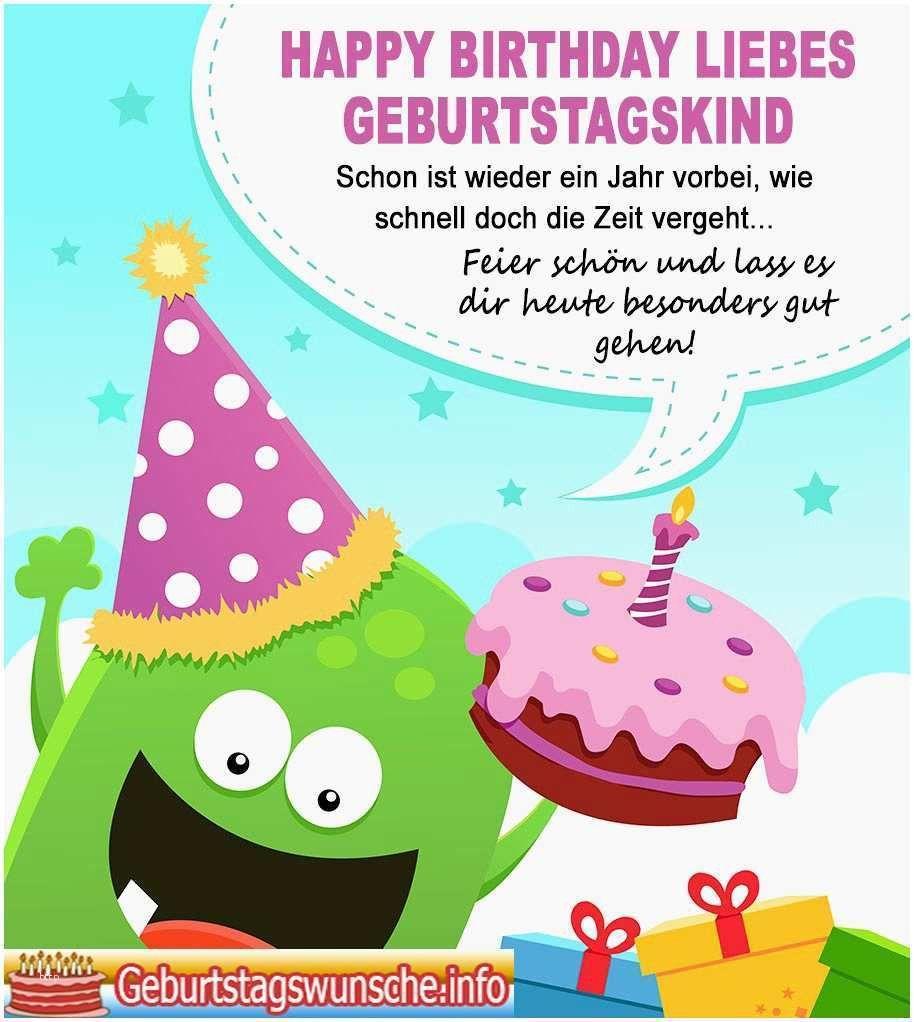 Lustige Geburtstagswunsche Kind Luxury Gluckwunsche Zum Geburtstag