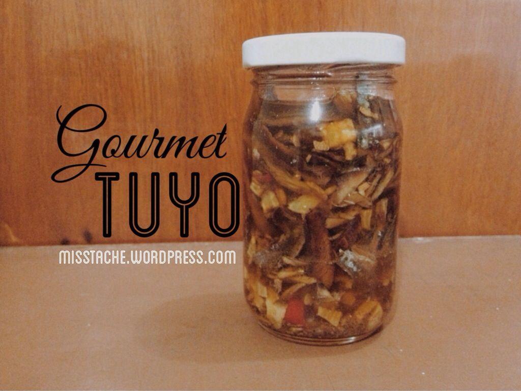 How to Make Gourmet Tuyo Gourmet tuyo recipe, Sardine