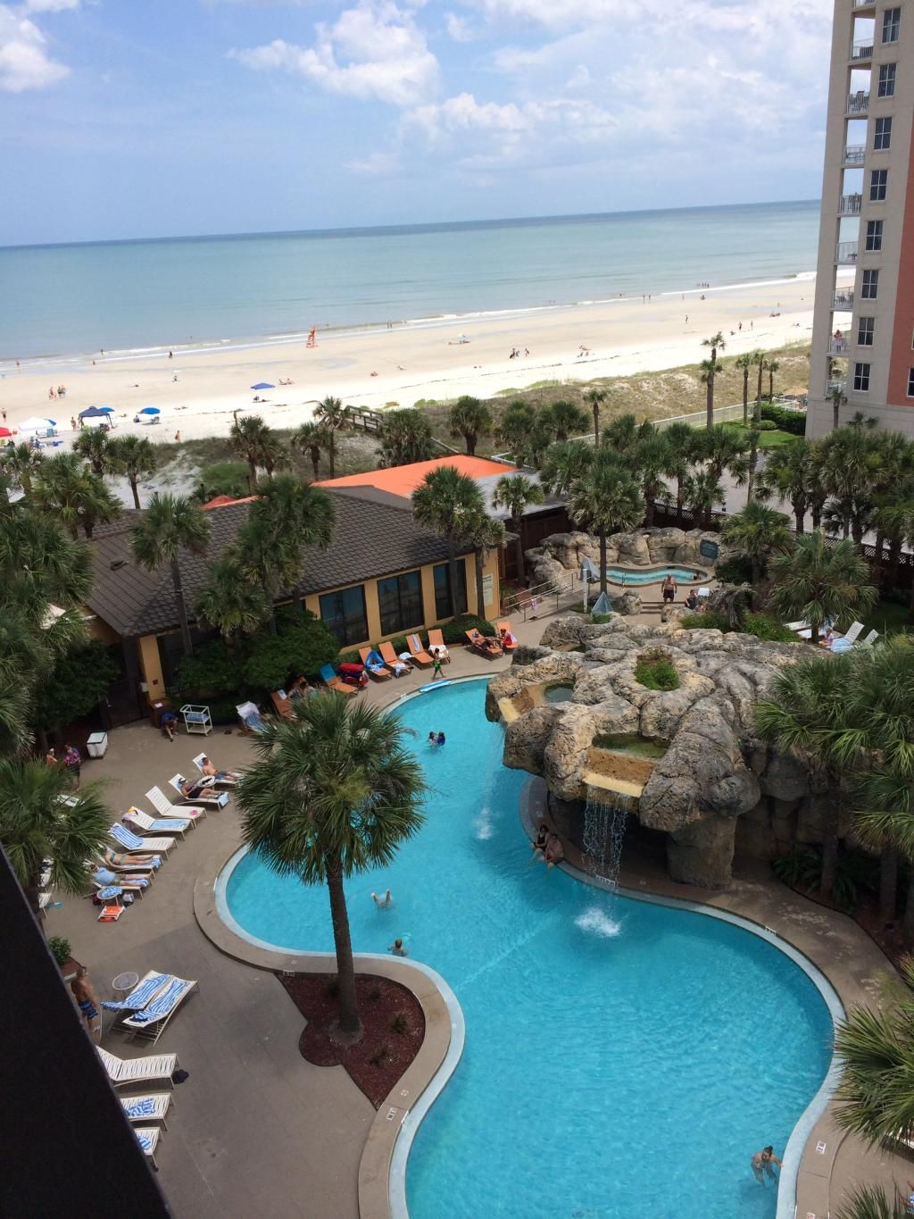 Hampton Inn Jacksonville Beach Oceanfront Fl Hotel Reviews Tripadvisor
