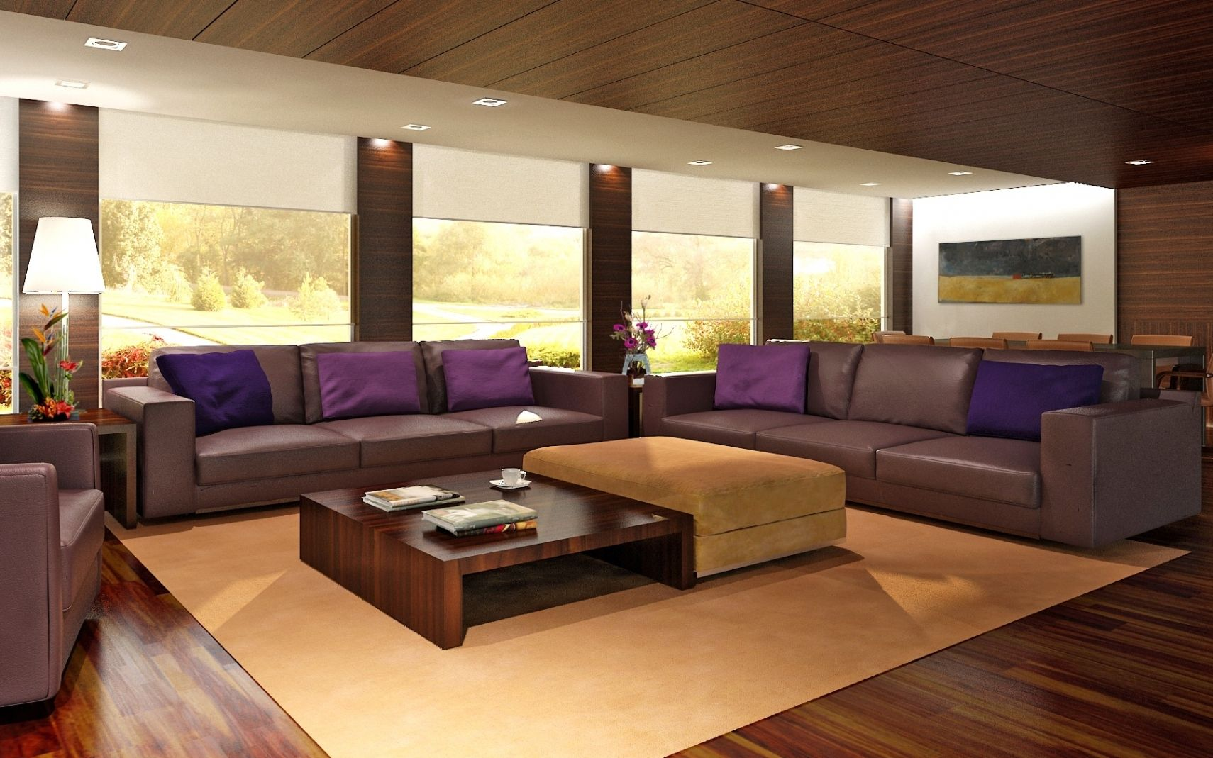 inspirierend wohnzimmer ideen braune couch - Ideen Wohnzimmer Braune Couch