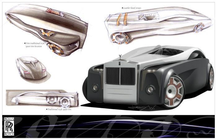 Rolls Royce Apparition By Jeremy Westerlund At Coroflot Com Rolls