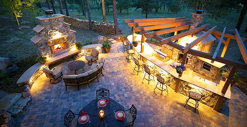 Houzz Study Automated Outdoor Lighting Is Hot for 2016 - CE Pro