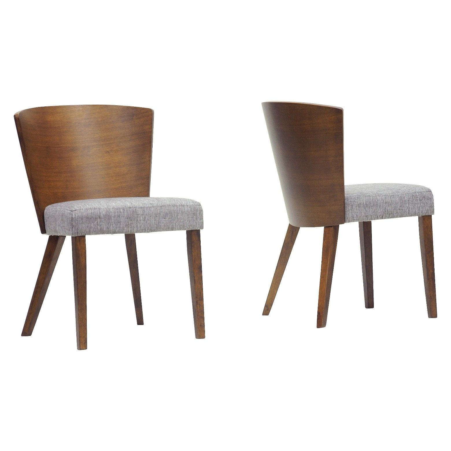 A Minimalist Dining Chair Effortlessly Dresses Up A Dining Space