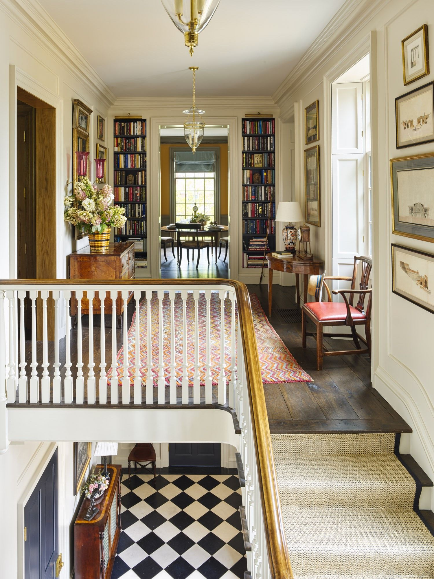 House in Birmingham – James F. Carter | Foyers, Hallways and ...