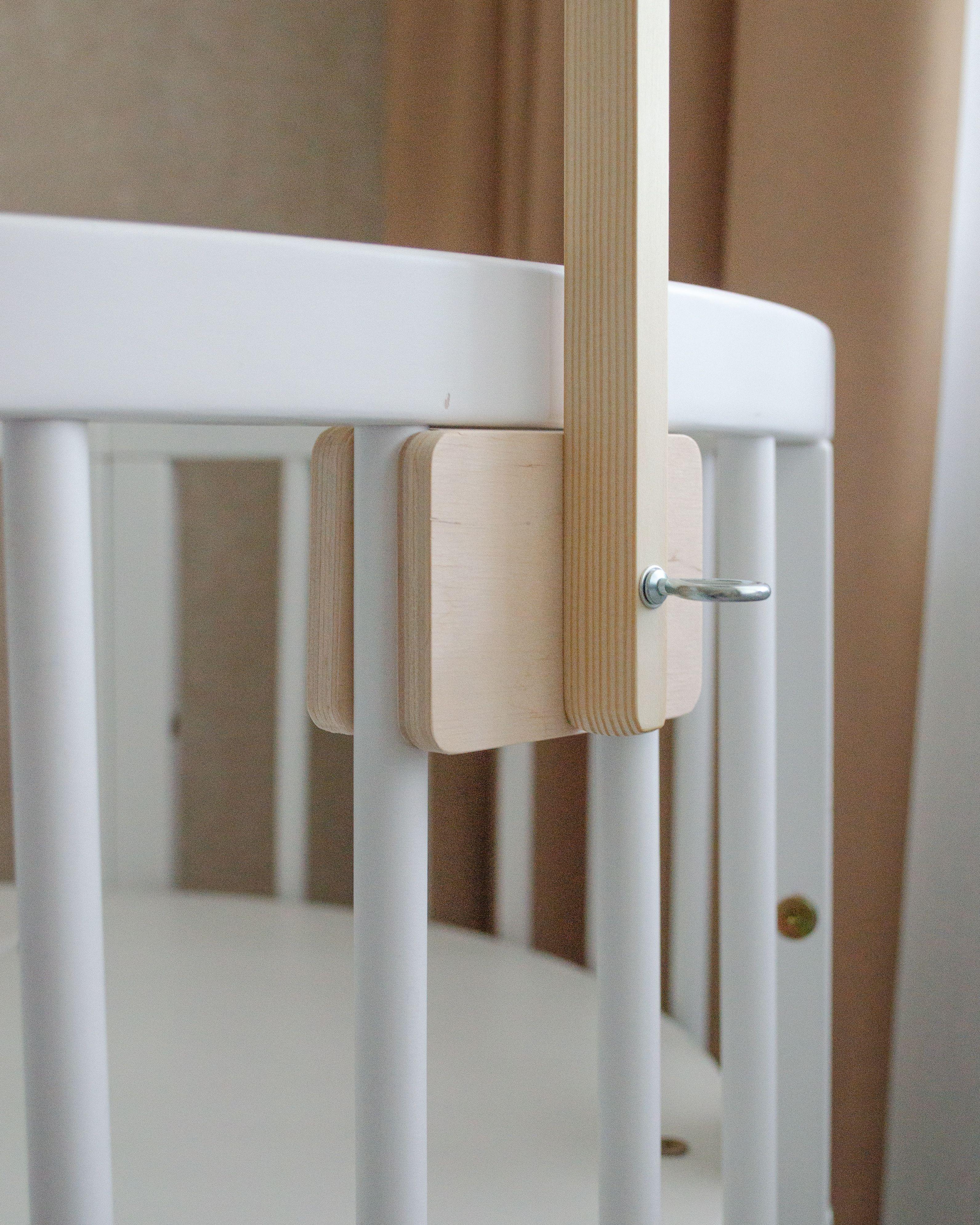Baby Mobile Arm Mobile Holder Mobile Hanger Crib Mobile In 2020 Baby Mobile Arm White Wooden Hangers Mobile Hanger