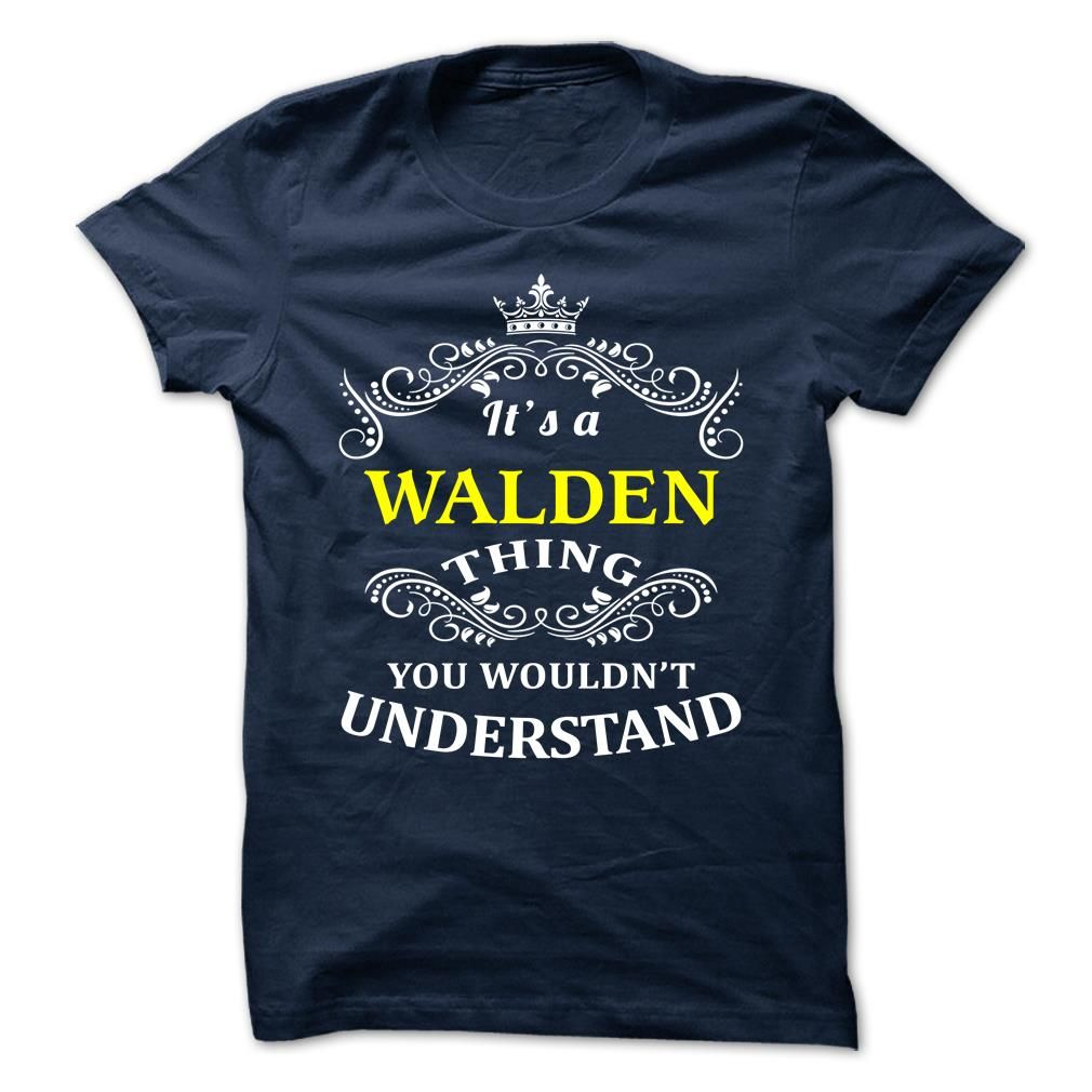 [Popular Tshirt name printing] WALDEN  Discount 10%  WALDEN  Tshirt Guys Lady Hodie  SHARE and Get Discount Today Order now before we SELL OUT  Camping administrators