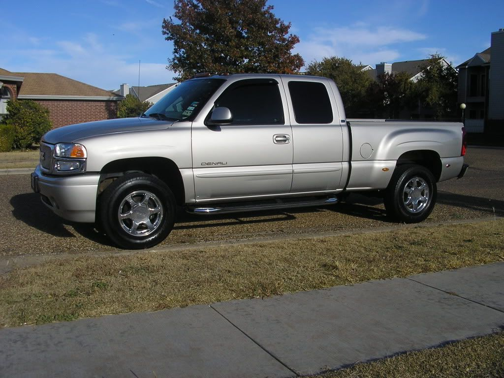 2004 Gmc Denali Sierra Quadrasteer I Currently Own One And Love