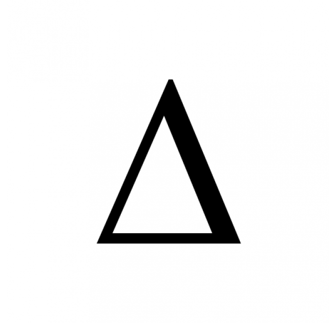 Delta The Greek Symbol For Change Tattoos Pinterest Symbols