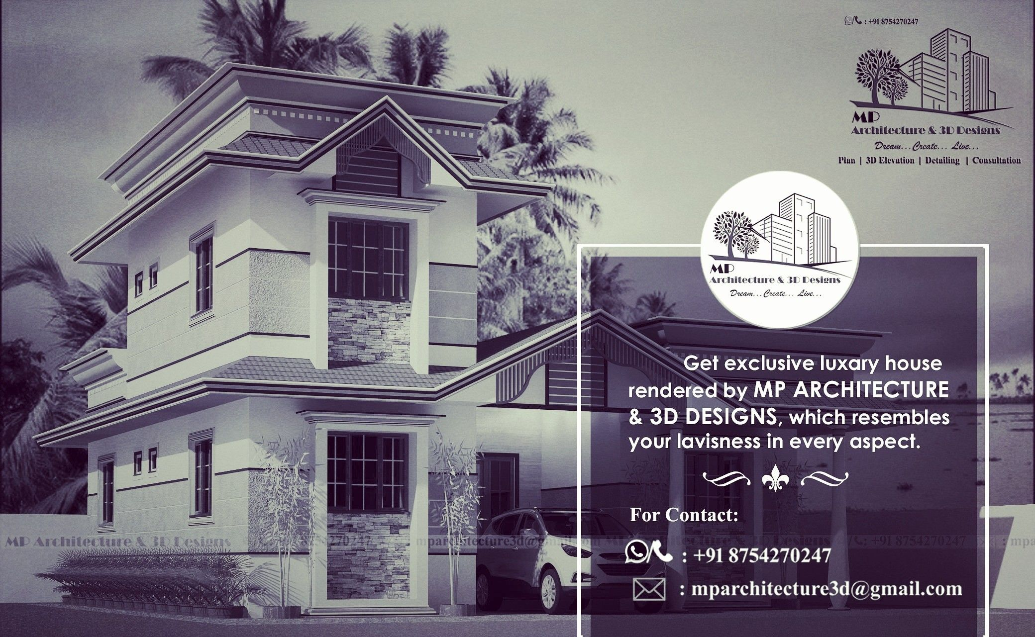 At Mp Architecture Designs We Are Very Pionate About Interior Exterior