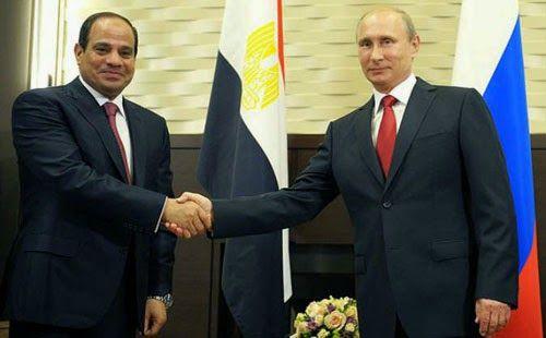 علاقات اقتصادية وعسكرية خاصة مع موسكو | مصر نت