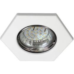 Photo of C-Light GmbH Led Spot 6-Eck weiss 12 V – 1,4 W (21 Smd) warmweiss C-Light GmbH