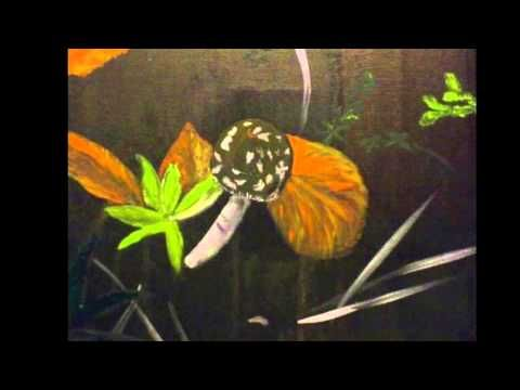"""Orgelsatsen """"In lumine Domini"""" af Flemming Chr. Hansen med malerier - YouTube"""