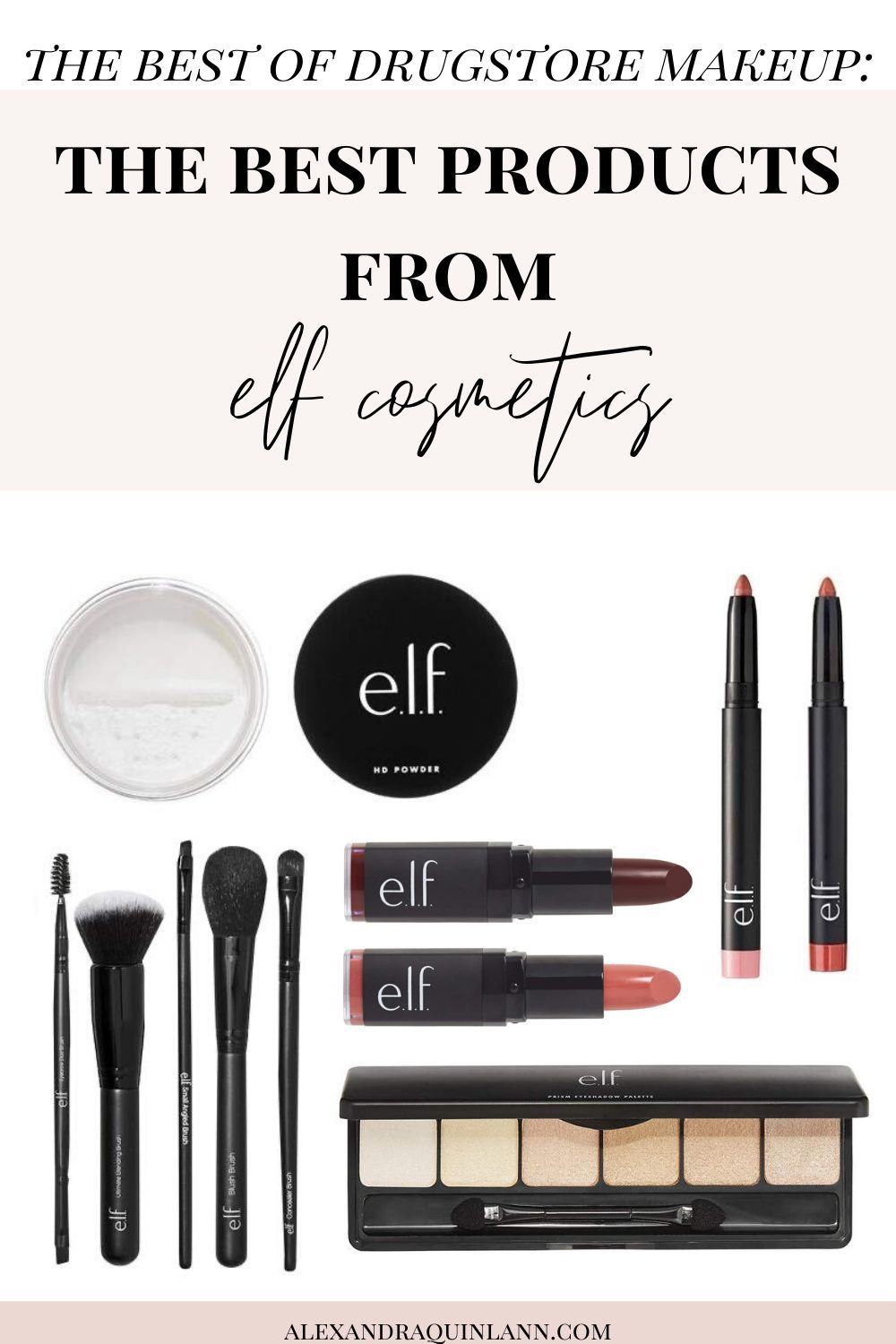 The Best elf Cosmetics Products in 2020 Elf cosmetics