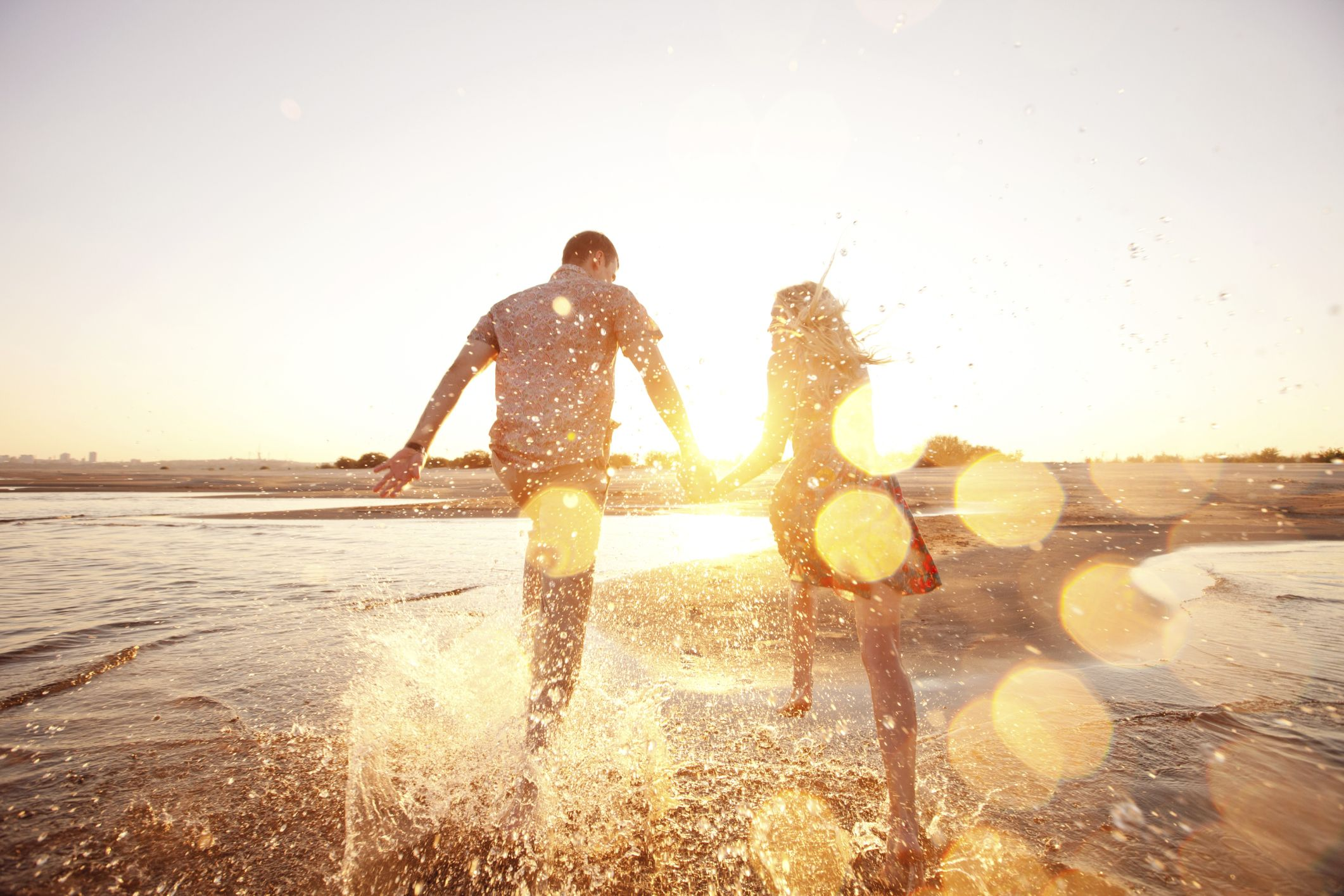 Your perfect day at the beach may have nothing to do with