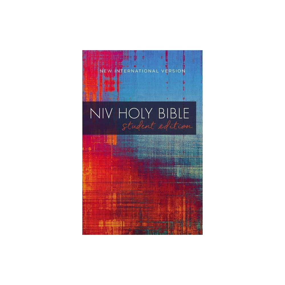 NIV, Outreach Bible, Student Edition, Paperback by