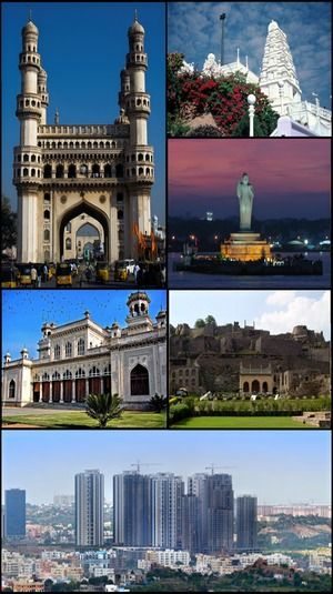 Hyderabad is the 3rd most livable city in India