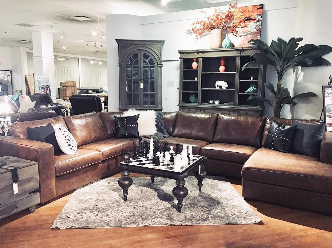 Show Home Furniture Luxury Sofas Sectionals Living Room