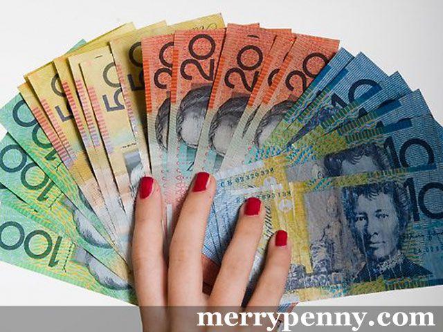 Australian dollar - AUD.