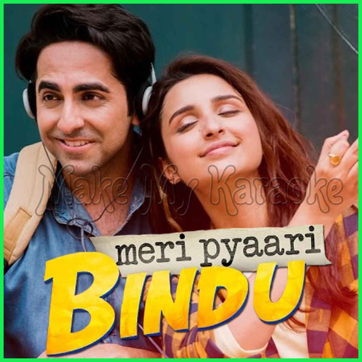 Haareya Meri Pyaari Bindu (MP3 And Video Karaoke Format