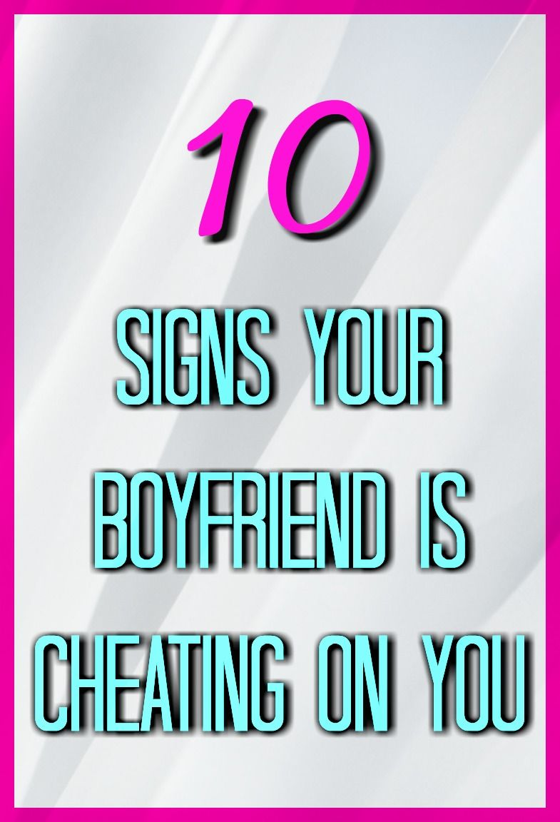 How to know if your man is faithful