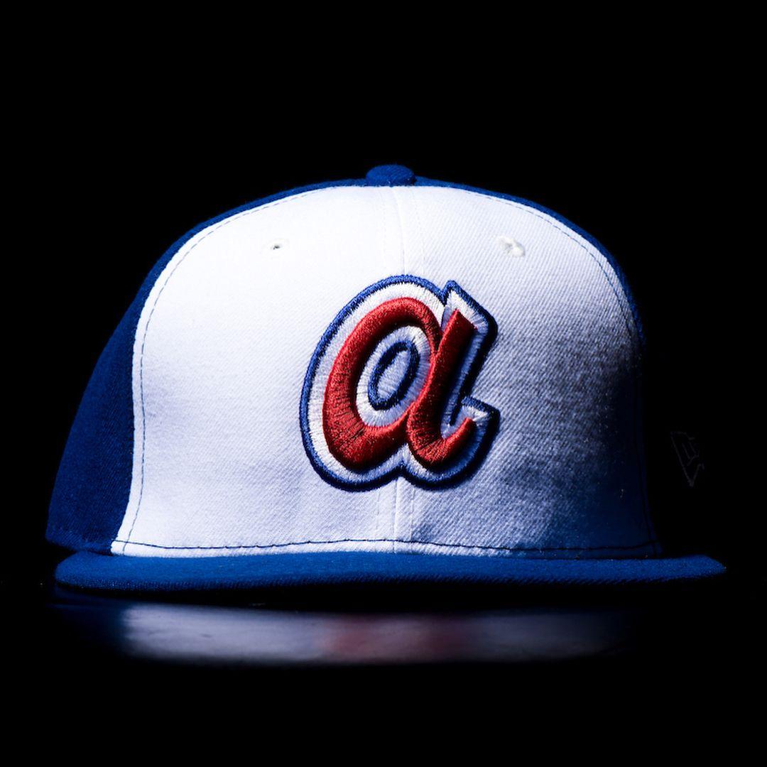 We Re Throwin It Back In Honor Of Hammerin Hank Excited To Wear The 1974 Uniform For Hank Aaron Weekend Chopon Atlanta Braves Braves Baseball Braves