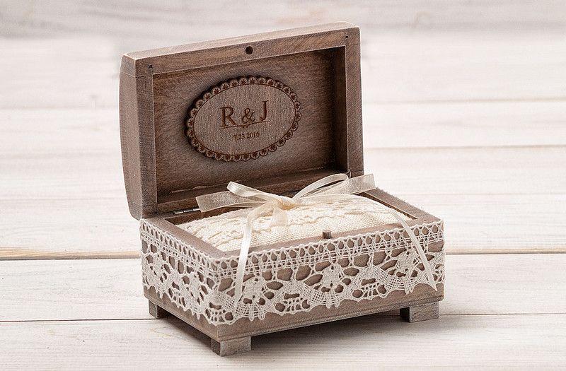 die besten 25 ringschatulle ideen auf pinterest ringschachtel ringkissen holz und ring box. Black Bedroom Furniture Sets. Home Design Ideas