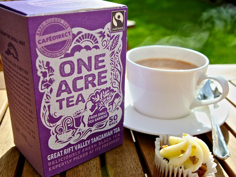 One Acre Speciality Tea Coffee Delivery Tea Small Tea