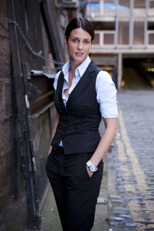 pictures of heather peace | So yeah anyway... Heather Peace plays a hot cop in Lip service called ...