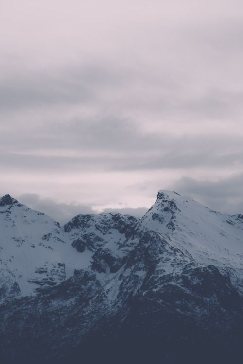 lvndscpe:  Over the mountain | by Jan Erik Waider This photo as...