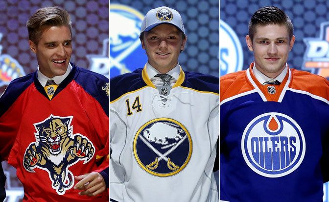 Countdown To Talent Filled 2015 Nhl Draft Begins Photography Nhl