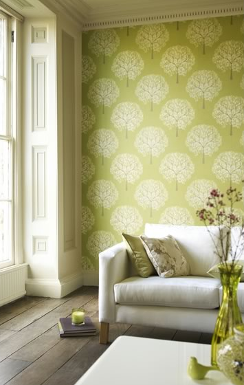 A simple yet beautiful tree design in a painted effect. | HOME ...