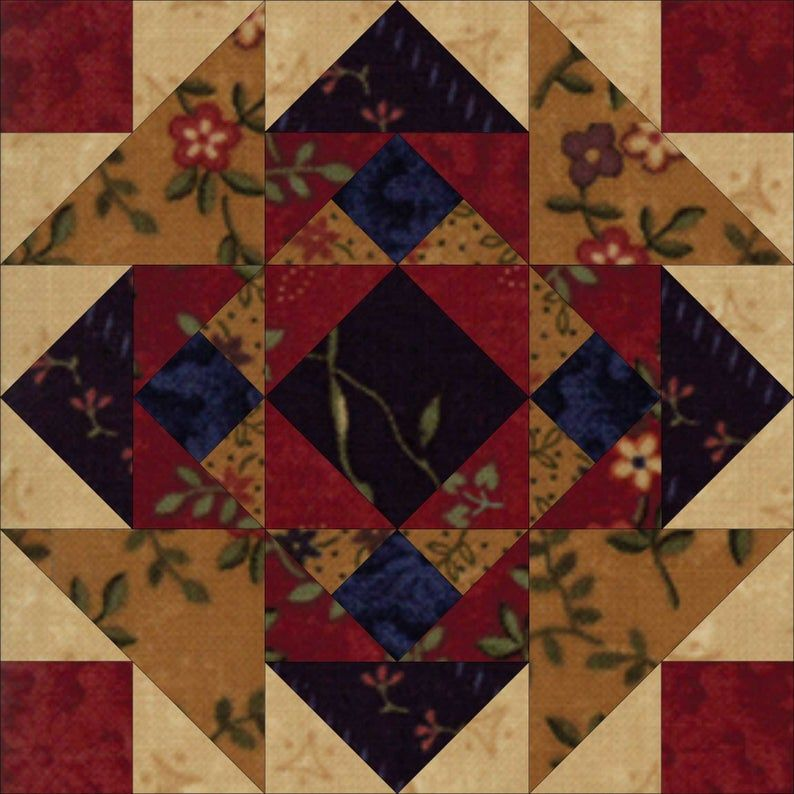 Country Sampler Quilt Pattern Etsy In 2020 Quilt Patterns Antique Quilts Patterns Fall Quilt Patterns